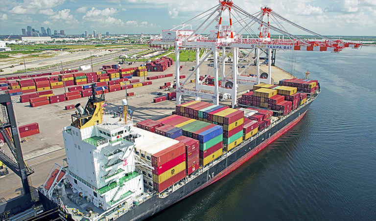 Port Tampa Bay wins nearly $20M to expand container terminals