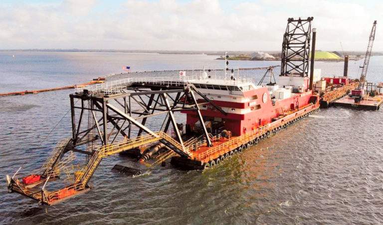 Port Tampa Bay Finishes Deepening, Hopes for More Cargo